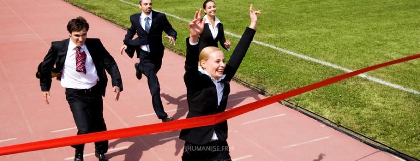 Dynamique sportive en entreprise